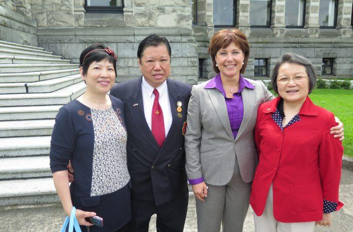 Shu Lee's Family